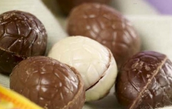 Sugar free Belgian Chocolate Easter Eggs - Assorted