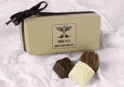 Handmade Belgian Chocolates - White Only