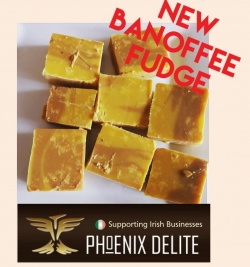 Banoffee Pie Fudge